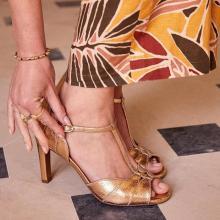 Women Summer Casual Adjustable Buckle Peep Toe Sandals