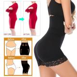 Butt Lifter Seamless Women High Waist Slimming Panties Tummy Control Briefs Breathable Shapewear Underwear Body Shaper Shorts