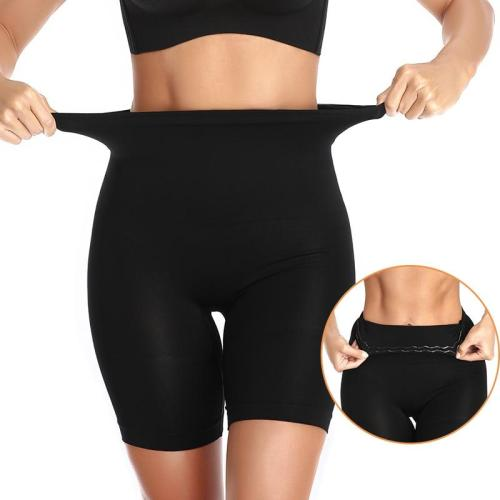 Women High Waist Panties with Silicone Breathable Body Shaper Slimming Shapers Tummy Underwear Mid Thigh butt lifter Trainer