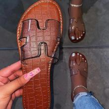 Summer Fashion Sexy Simple Women Slippers