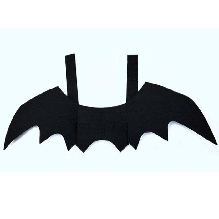 Pet Dog Cat Bat Wing Cosplay Prop Halloween Bat Fancy Dress Costume Outfit Wings Lovely Clothes