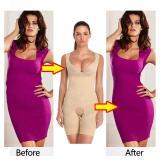 Full body shaper Slimming Bodysuit Waist trainer Seamless Shapewear women Corrective Underwear tummy butt Corset modeling strap