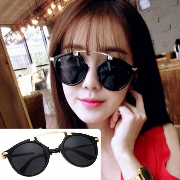 Unisex Eyewear Casual Retro Sunglasses