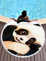 Panda Printed Hot Style Beach Mats