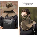 Solid Bandana Buffs Neck Gaiter Headband Cycling Fishing Balaclava Mask Scarf Multifunctional Outdoor Headwear May 19th