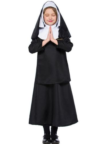 Halloween Children's Costume Jesus Christ Girl