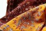 Boho Robe, Kimono Robe, Sara in Cherry Pink