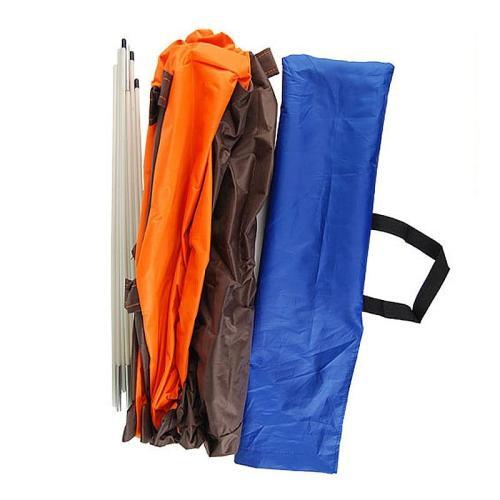 Portable Pet Dog Cat Outdoor Folding Tent Camping Mesh Playpen Fun Carry bag Playpen Puppy Kennel Fence Outdoor Pet Supplies A