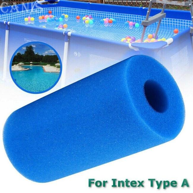New Reusable Swimming Pool Filter Foam Cartridge Sponge For Type Cleaning Tools Outdoor Hot Tubs & Accessories