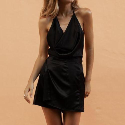 Halter Halter Sexy Dress