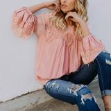 Loose Casual Long-sleeved Blouses