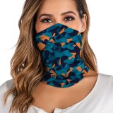 Bandana Women Men Digital Printed Multi Functional Seamless Sacrf Quick Dry Sunshade Sweatband Hairband Cycling Neck Scarf