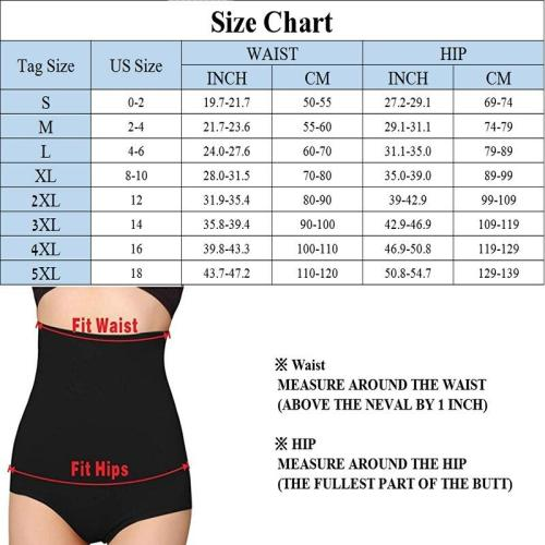 Women High Waist Body Shaper Panties Tummy Tummy Control Body Slimming Control Shapewear Belt Underwear Waist Trainer Strap