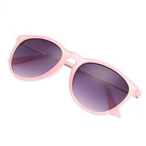 Retro Style Women Plastic Frame Spectacles Sunglasses