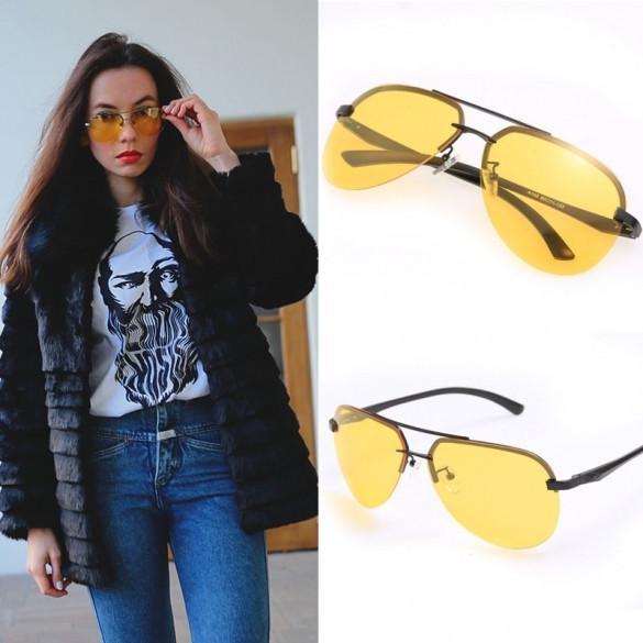 Unisex Driving Glasses Polarized Outdoor Sports Sunglasses