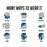 femme scarf women Unisex Outdoor Headband Scarf Neck Windproof Face Masque Sun Protection Bandana scarf men May 27th