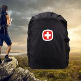 210D Rain Bag 30-40L Protable Nylon Waterproof Backpack Anti-theft Outdoor Travel Camping Hiking Cycling Dust Rain Cover