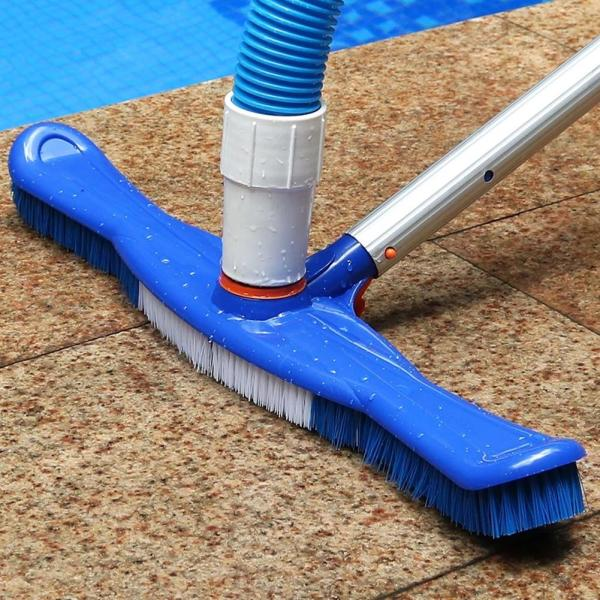 Swimming Pool Suction Vacuum Head Brush Cleaner Above Ground Cleaning Tool Pool Suction Head