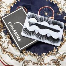 False Eyelashes Box - SMOG