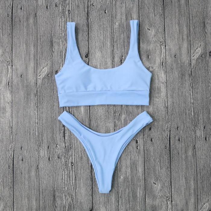 Sexy Brazilian Push Up Bikini