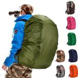 Camo Rain Bag Cover Portable Waterproof Backpack 70L 80L 85L Anti-theft Outdoor Camping Hiking Dust Rain Case Soft Pack