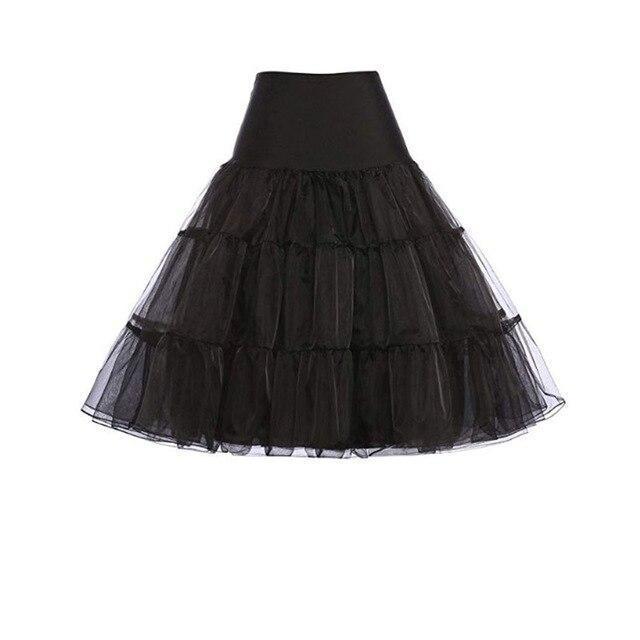 50's vingtage Mid-length dress 60s Elegant Women A-line pint Christmas  Retro Dress Sleeveless petticoats