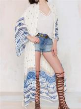 Floral Chiffon Beach Cover up