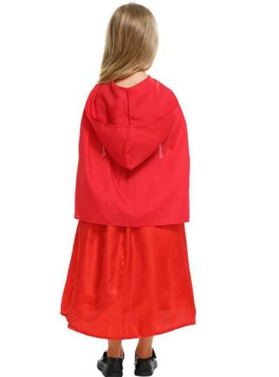 Halloween Little Red Riding Hood Role Play