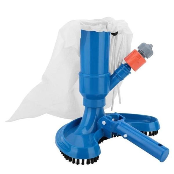 Swimming Pool Vacuum Cleaner Cleaning Tool Suction Head Pond Fountain Vacuum Cleaner Brush Hot Spring Vacuum Cleaner