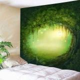 Home Furnishing Bohemian Nature Wall Hanging Tapestry Home Decorations Beach Picnic Throw Rug Blanket 1PC