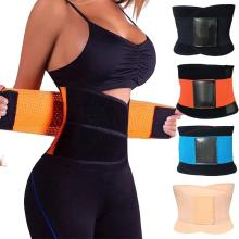 Fitness Slimming Belt Xtreme Power Thermo Body Shaper Waist Trainer Trimmer Corset Waist Belt Cincher Wrap Neoprene Shapewear