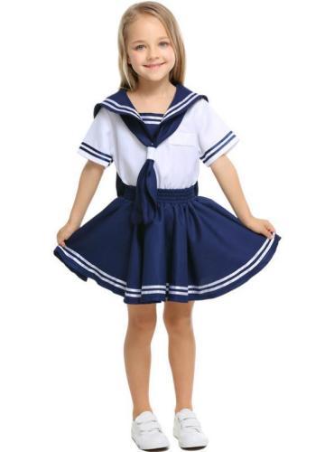Children's Navy Sailor Uuniforms Cosply