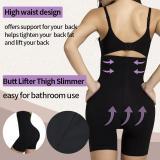 Shapewear for Women Thigh Slimmer Under Dress Shorts High Waist Tummy Control Panties Body Shaper Waist Trainer Faja Shapwear