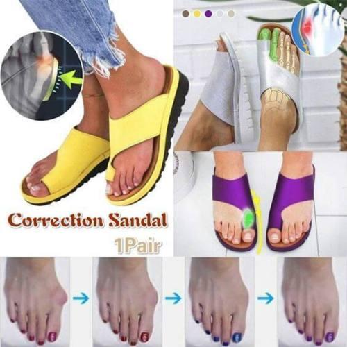 Comfy Platform Sandal Shoes