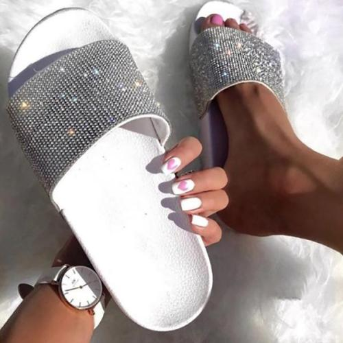 Summer Fashion Flat Slippers