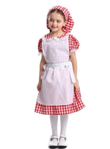 Farm Costume Halloween Fairy Tale Role Play