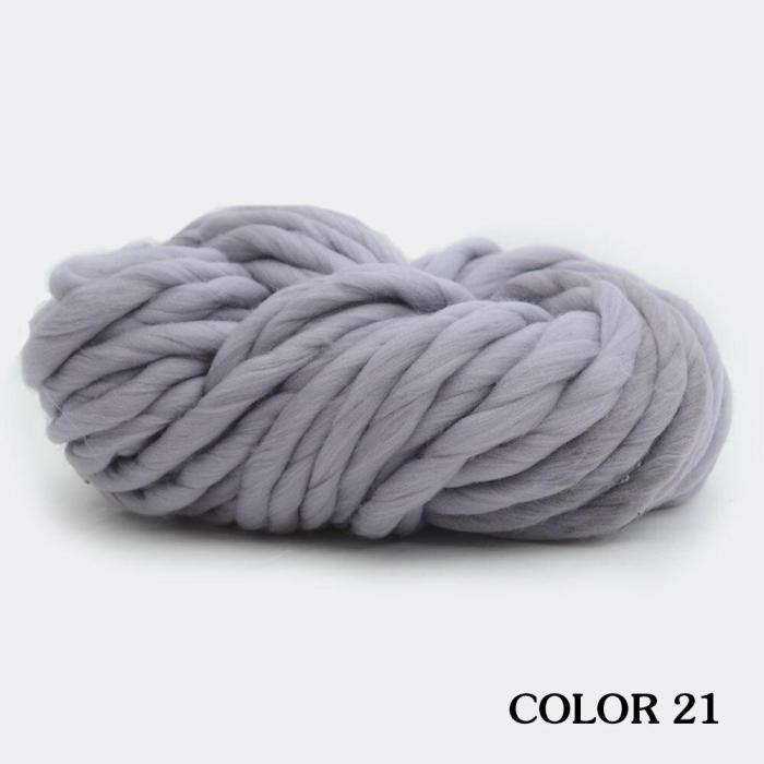 Knitting Yarn For Knit Wool Yarn Crochet Needlework Cotton Knitted Blanket Thread Chunky  Plush Alize puffi   loops Neat Thick
