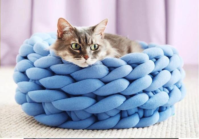 250g thick super Bulky chunky yarn for hand knitting Crochet soft big cotton DIY Arm Knitting Roving Spinning yarn for blanket