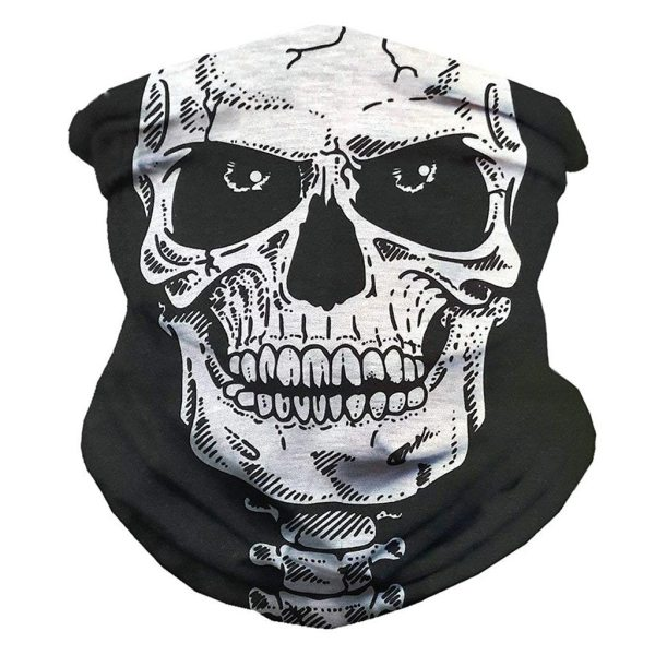 Motorcycle Face Mask Cycling Head Scarf Neck Warmer Ski Balaclava Headband Neutral Outdoor Face Mask May 25th