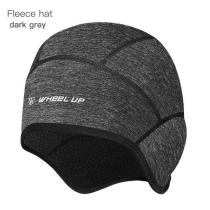 Winter Cycling Caps Outdoor Sports Windproof Warm Skull Cap Bike Motorbike Under Helmet Thermal Windstopper Hat
