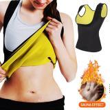 Women Sauna Vest Neoprene Sweat Belt Body Shapers Waist Trainer Slimming Tank Top Shapewear Weight Loss Waist Underwear Corset