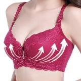 3/4 Cup Sexy Lace Adjusted Straps Underwire Bra