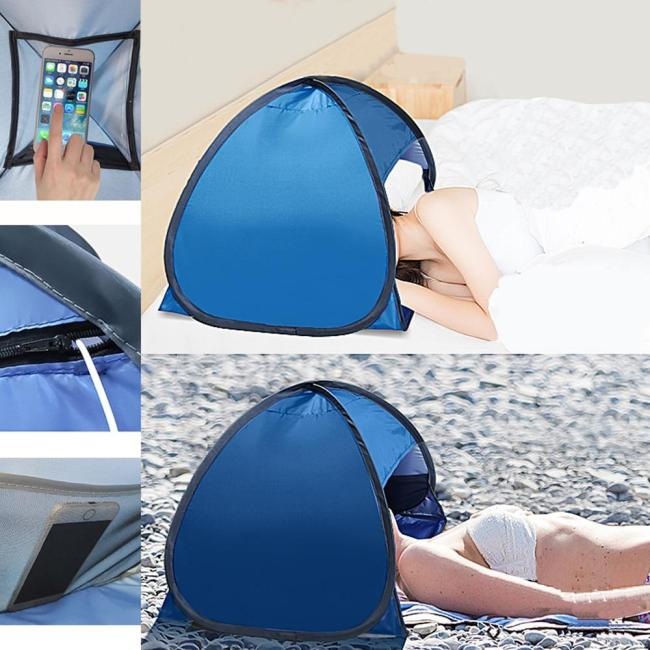 Beach Face Tent Shelters Camping UV Protection Pop Up Tent Sun Shade Awning Travel Tourist Camping Tents Shelter Face