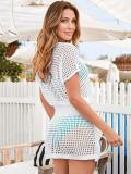 Sexy Hollow See Through Cover-ups Swimwear