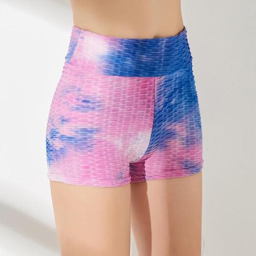 New Sexy Yoga Shorts For Women Sports Wear Skinny Female Running Gym Leggings High Waist Push Up Yoga Shorts Fitness Short Pants