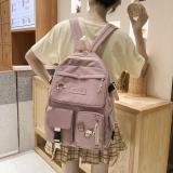 Japanese Campus Women's Backpacks for Girls Harajuku Mori Schoolbag Female Student Junior High School Backpack Women Luxury 2020