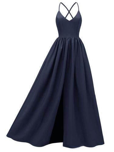 EBUYTIDE Women's gallus Sexy  Vintage Dress