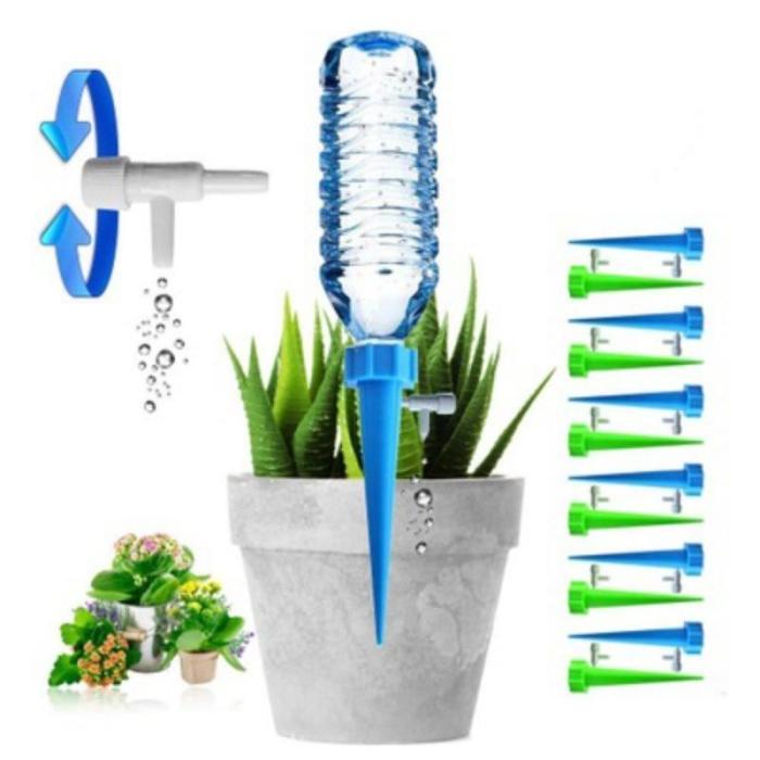 12PCS Garden Plant Automatic Irrigation Tool Spike Flower Supplies Self-Watering Device Self Watering Planters jardin jardineria