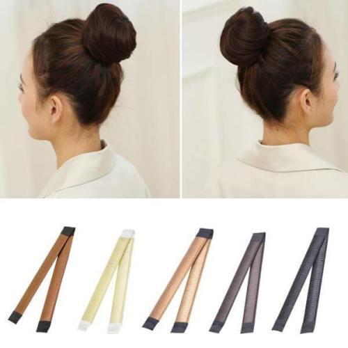 Easy Hair Bun Maker