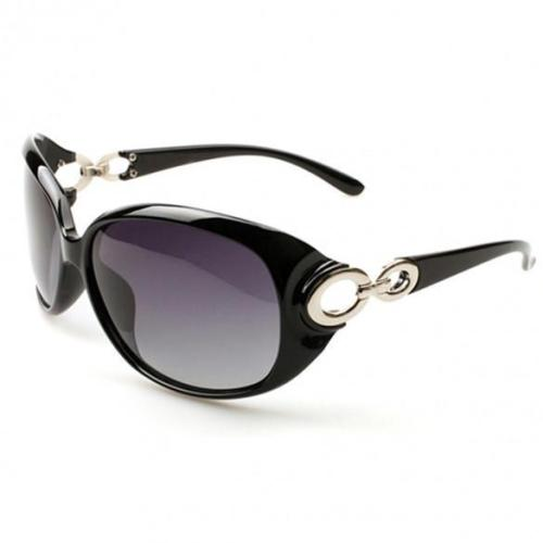 New Fashion Women's Sun Glasses Retro Designer Big Frame Sunglasses 3 Colors CaF